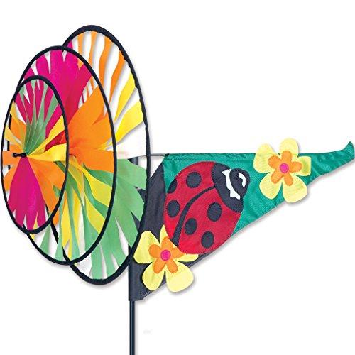 Premier Kites Triple Spinner - Ladybug ()