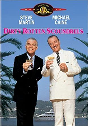 Image result for dirty rotten scoundrels dvd