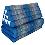 2 in 1 - XXL cushion with attached mattress extension - can be used folded or unfolded, as seen on the fotos (81918)