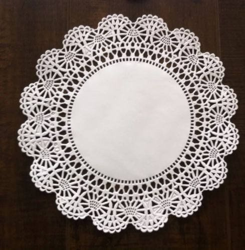 6 inch Variety Pack 150 pc. Paper Lace Doilies - Cambridge Royal French - 50 of Each by The Baker Celebrations (Image #7)