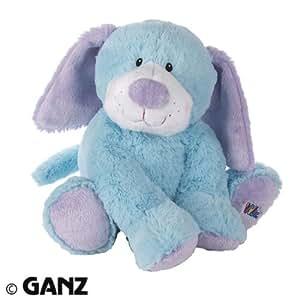 """Webkinz Jr. Blue Puppy 12"""""""