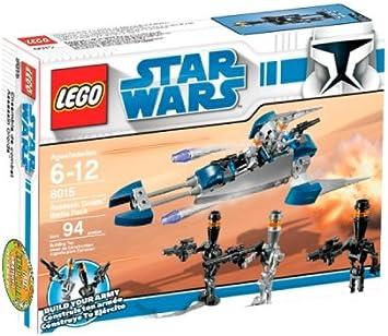 LEGO STAR WARS ASSASSIN DROIDS BATTLE PACK - 8015: Amazon.es ...