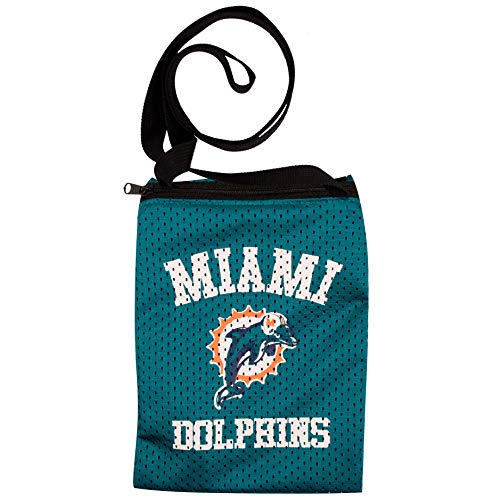NFL Miami Dolphins Game Day - Littlearth Purse Jersey