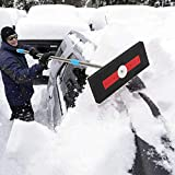 FLY HAWK snow broom,8.5 FT roof snow removal