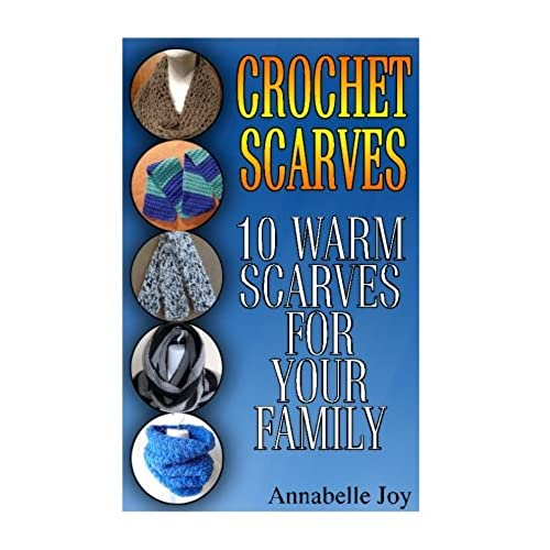 Crochet Scarf Pattern Amazon