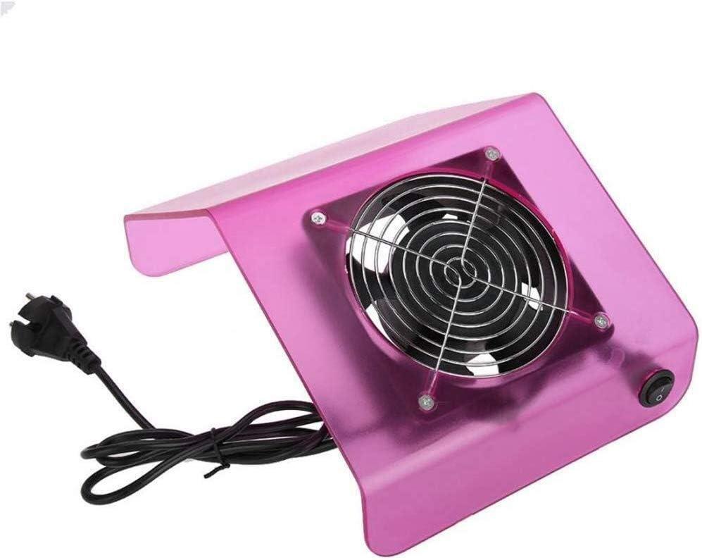 Máquina uñas colector de polvo del ventilador eléctrico de la ...