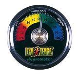 reptile tank accessories - Exo Terra Hygrometer