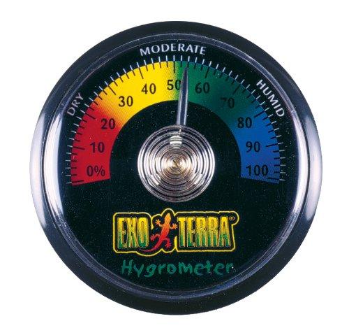 Exo Terra Hygrometer by Exo Terra