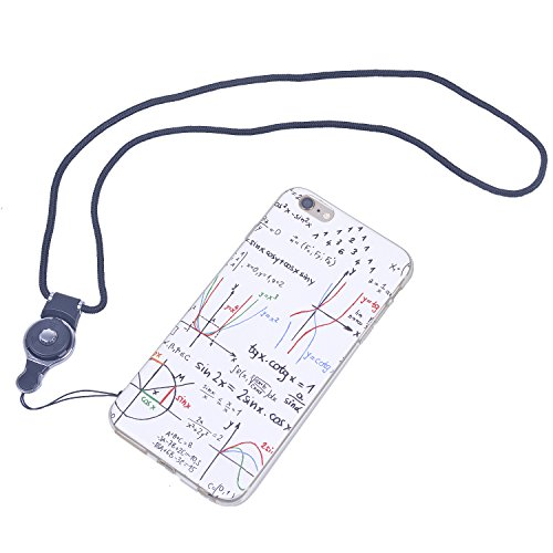 5PCS Nylon Lanyards for Mobile Phone Neck Straps Keychain ID Card Necklace