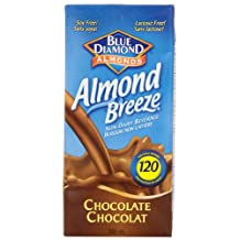 Almond Breeze Chocolate Almond Non-Dairy Beverage, 946 ml