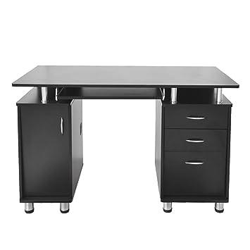 livecity hogar oficina mesa para ordenador/PC mesa de trabajo con ...