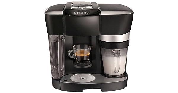 Amazon.com: El sistema Keurig Rivo Cappuccino y Latte ...
