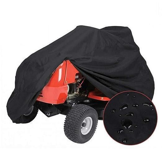 Cubierta de Tractor cortacésped, 190T Impermeable Poliéster UV ...