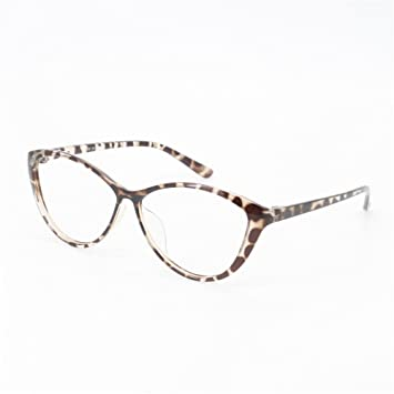 5fc490fb83b Amazon.com   Ebe Bifocal Women Designer Glasses Cat Eye Reading Glasses  Reader Cheaters Tortoise +1.00 by EyeBuyExpress   Beauty