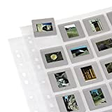 Hama Slide Pages for 20x Mounted Slide 5x5cm Pack 25 [2004]