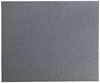 3M Wetordry Sandpaper Sheet 431Q, C Weight Paper, Silicon Carbide, 11 Length