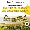 Effektiver Schnellkursus: Die Fülle der Lebens- und Zukunftskompetenz (Seminar Extra 2) Hörbuch von Kurt Tepperwein Gesprochen von: Kurt Tepperwein