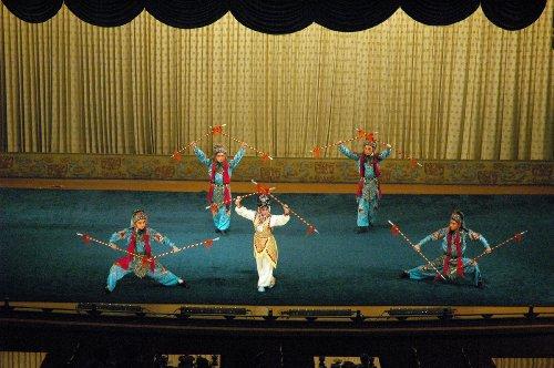 Beijing Opera (Dance Baton Costumes)