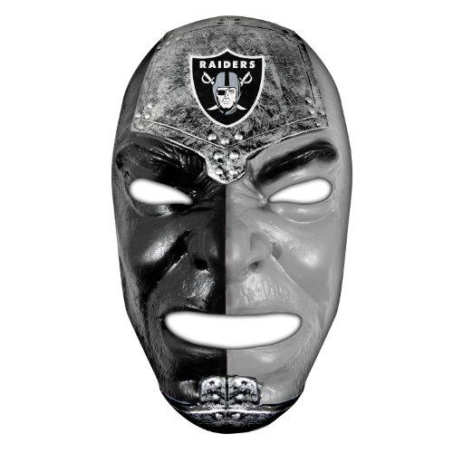 Franklin Sports NFL Oakland Raiders Team Fan Face Mask ()