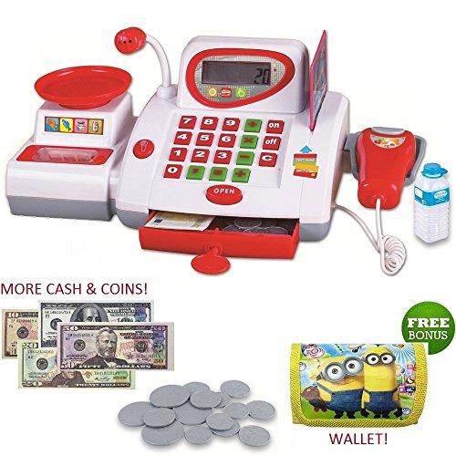 kids supermarket cash register - 7