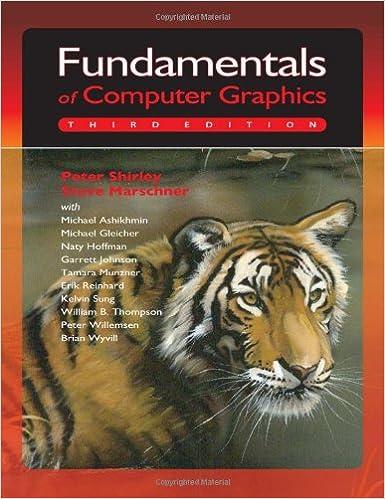Computer Graphics Pdf Books