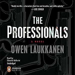 The Professionals Audiobook