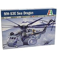1:72 Mh-53e Sea Dragon Modelo de helicóptero Kit