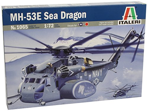 1:72 Mh-53e Sea Dragon Helicopter Model Kit