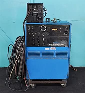 Miller Syncrowave 300 Ac Dc Tig Welder Amazon Com