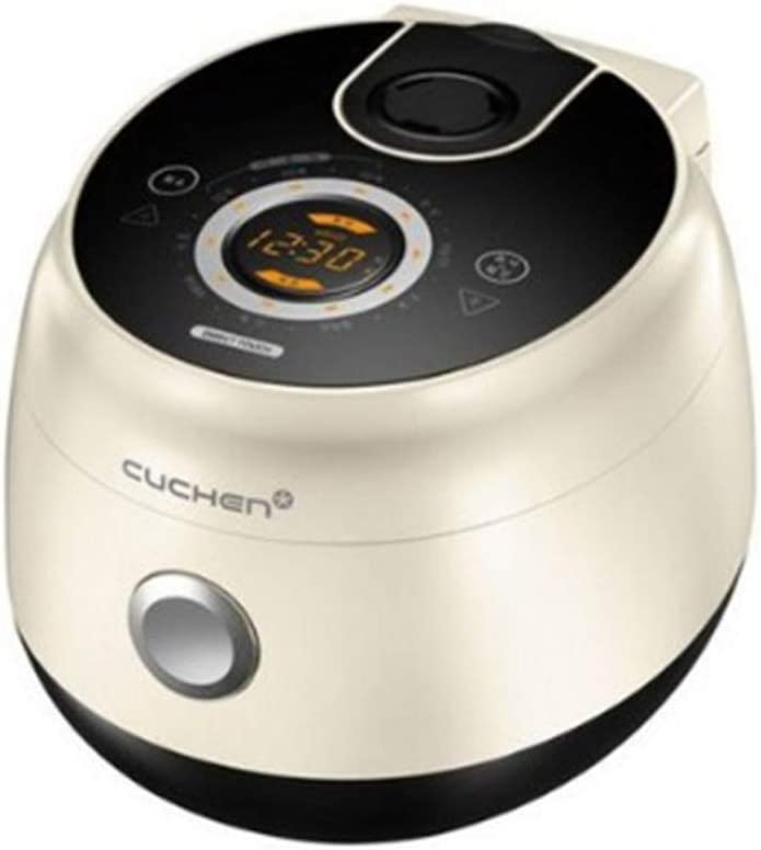 Cuchen Mini Electric Rice Cooker 220V Baby Food Making Function Creamy Color For 3 People CJE-CD0301
