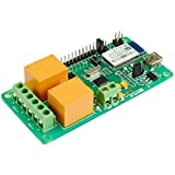 Numato Lab 2 Channel Bluetooth Relay Module