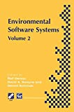 Environmental Software Systems : IFIP TC5 WG5. 11 International Symposium on Environmental Software Systems (ISESS '97), 28 April-2 May 1997, British Columbia, Canada, , 1475751621