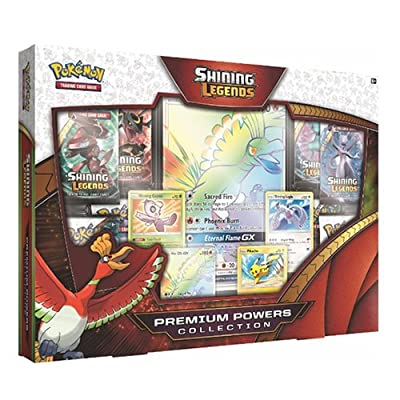 Pokemon TCG: Shining Legends Premium Powers Collection