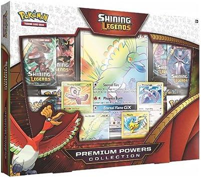 Pokèmon POK80341 Shining Legends - Caja Coleccionable Premium ...