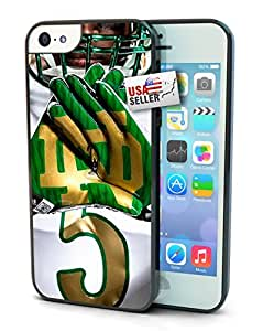 Notre Dame Fighting Irish Cell Phone Hard Protection Case for iPhone 5c