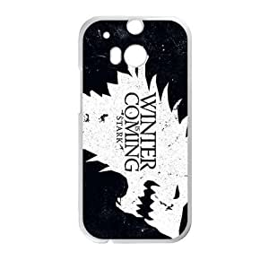 DAZHAHUI Game of Thrones Cell Phone Case for HTC One M8