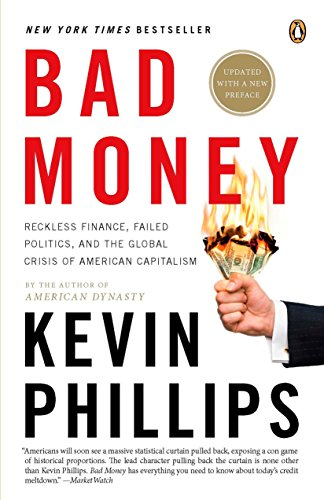 Bad Money: The Inexcusable Failure of American Finance: An Update to Bad Money (A Penguin Group eSpecial from Penguin Bo