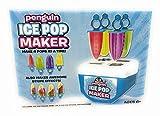 Penguin Ice Pop Maker for Healthy Kids Summer Snacks Dessert