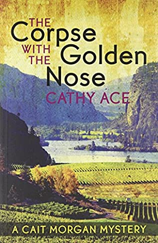 book cover of The Corpse with the Golden Nose