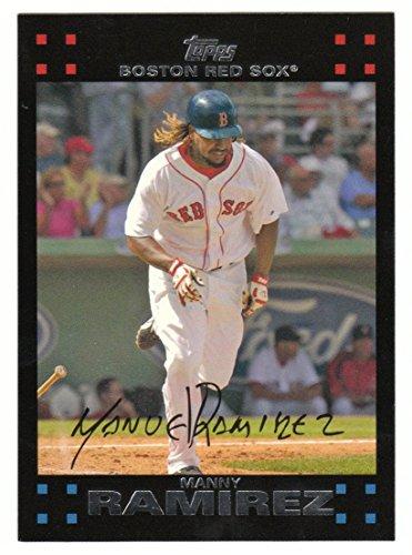 (Manny Ramirez (Baseball Card) 2007 Topps # 315)