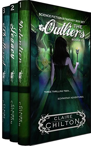 Download Science Fiction And Fantasy Box Set 1 The Outliers Book