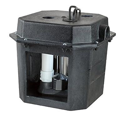 Blue Angel Pumps SSF33SDP 1/3 Hp Drain Pump Preassembled Packaged System