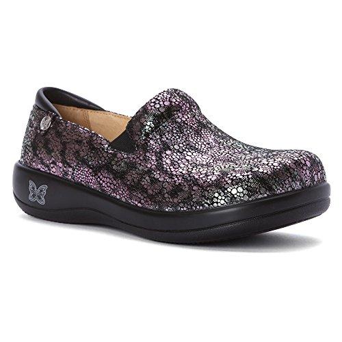Alegria Mujeres Keli Zapato Profesional Onyx Fizz