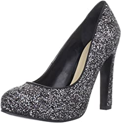 Guess Shaney2 Womens Size 7.5 Black Pumps Heels Shoes