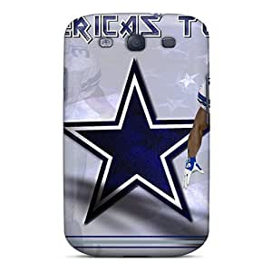 New Dallas Cowboys Tpu Case Cover, Anti-scratch ZxL1635lUth Phone Case For Galaxy S3