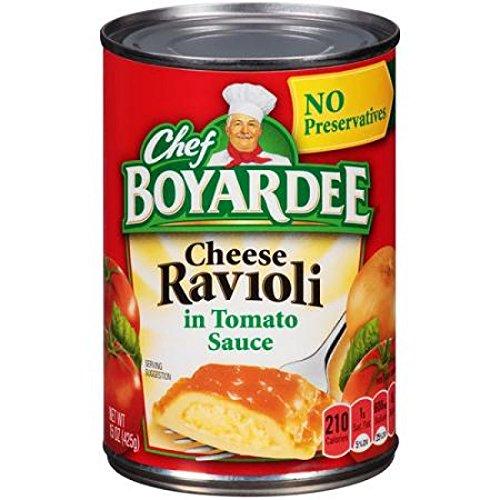 Chef Boyardee Cheese Ravioli in Tomato Sauce, 15 oz ()