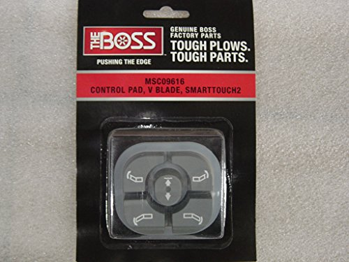 Boss Smart Touch2 Plow Control