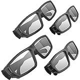 Ematic EG3A 3D Glasses