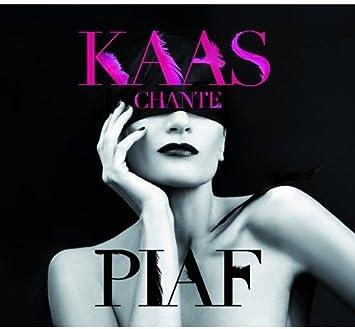 album kaas chante piaf