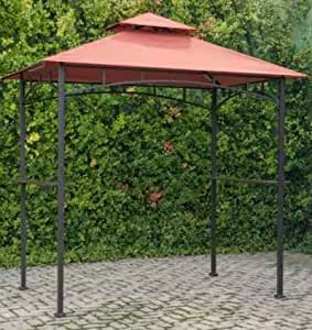 Gazebo Canopy Tent Cenador de Parrilla, Patio, 8 x 10, con Luces ...